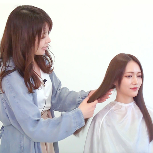 RAY Beauty×S-AQUA-施術工程