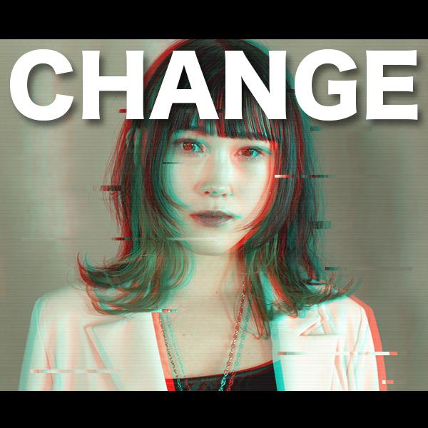 セルフブリーチ失敗からモード系カラーへリペア -change-